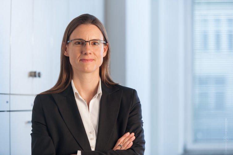McKinsey & Company: Katrin Suder, Director | © Eric Shambroom Photography