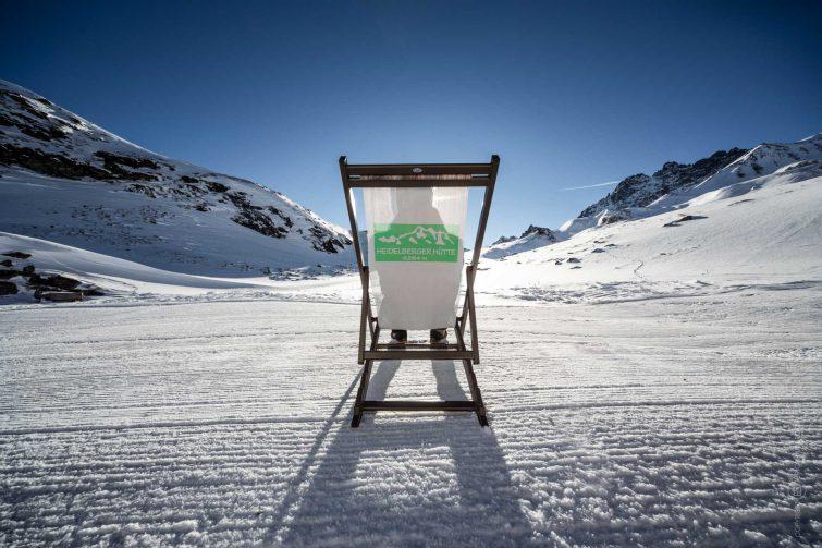 Heidelberger Hut: Alps hostel