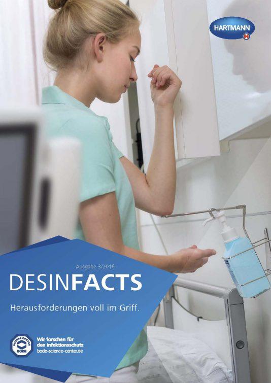 Hartmann AG: Sterillium Hand Disinfectant Product Brochure | © Eric Shambroom Photography