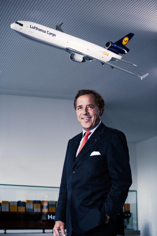 Hellmann Worldwide Logistics SE & Co. KG: Jost Hellmann, CEO | © Eric Shambroom Photography
