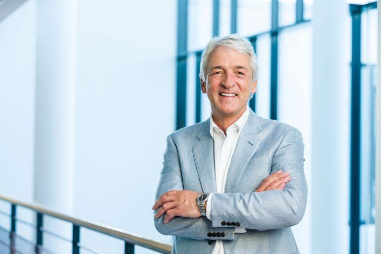 Rüdiger Stroh, CEO NXP Germany | © Eric Shambroom Photography