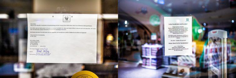 Signs of Corona | © Eric Shambroom Photography