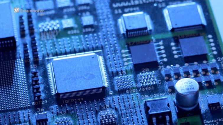 Microelectronics  | © Eric Shambroom Photography